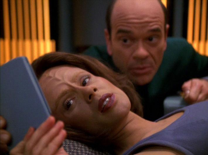 "Star Trek: Voyager ""Lineage"""