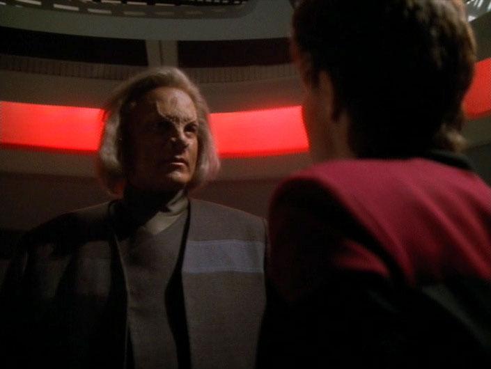 """Star Trek: Voyager """"Living Witness"""""""