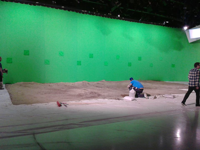 Star Trek All Access pre-production photo