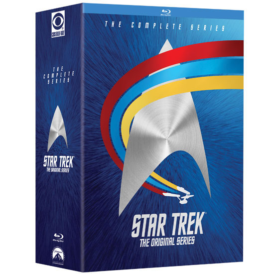 Star Trek: The Original Series: The Complete Series on Blu-ray