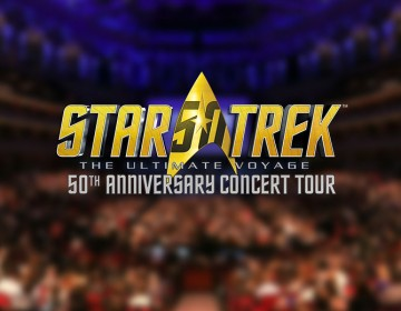 We're Giving Away Tickets To STAR TREK: THE ULTIMATE VOYAGE In San Francisco