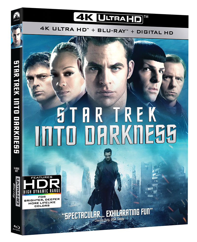 Star Trek Into Darkness 4K UHD Blu-ray