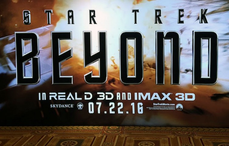 STAR TREK BEYOND To Be Presented In Dolby Cinema + New Theater Posters