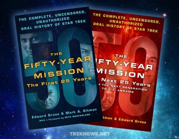[PREVIEW] 'The Fifty Year Mission' Gives Unprecedented Look Into Star Trek's Production History