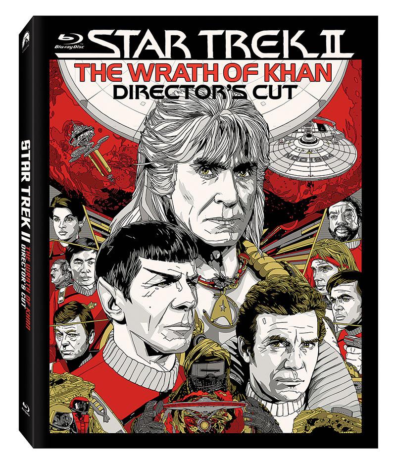 STAR TREK II: WRATH OF KHAN Director's Cut