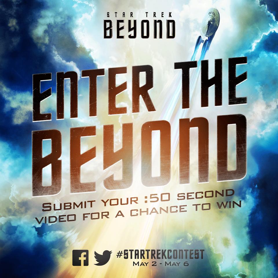 Star Trek Beyond Fan Event Contest