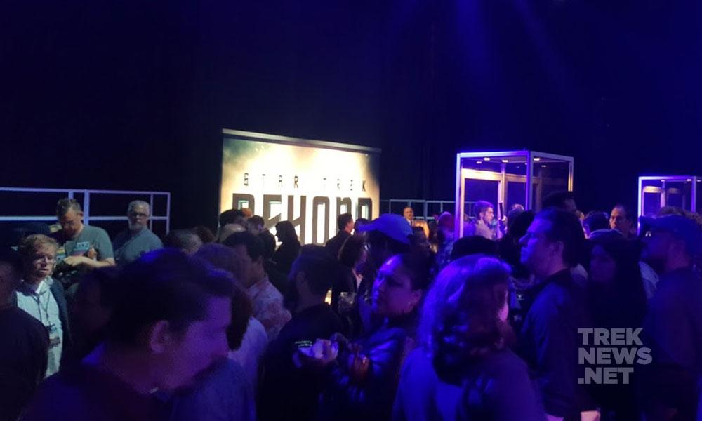 After party! (photo: Anna Yeutter/TrekNews.net)