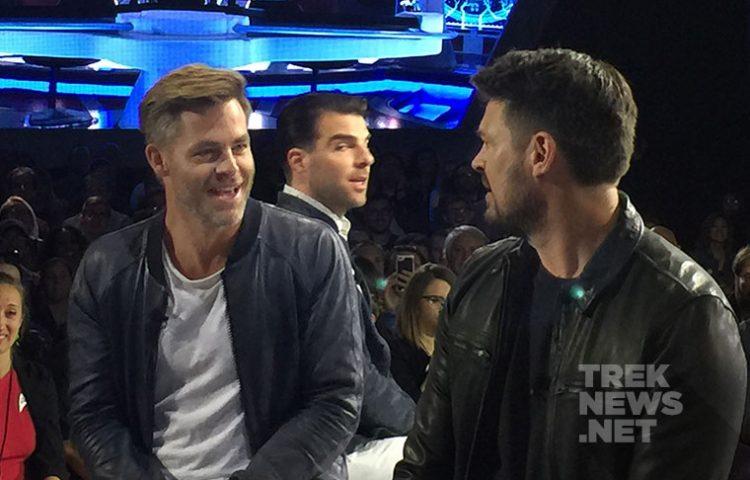 REPORT: Inside The STAR TREK BEYOND Fan Event (Photos & Video)