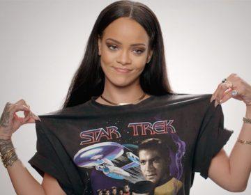 Rihanna: Star Trek Has Always Been Part of My Life
