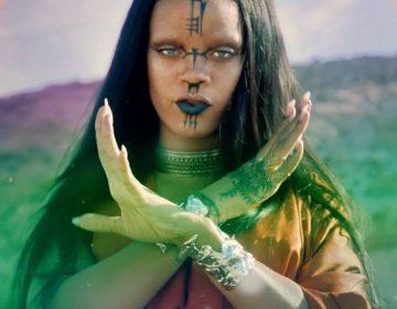 """WATCH: Rihanna's Star Trek-Filled """"Sledgehammer"""" Music Video"""