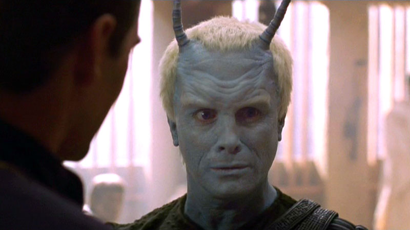 "Star Trek: Enterprise ""Andorran Incident"""