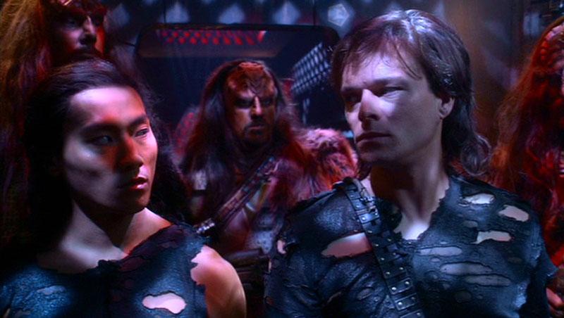 """Star Trek: Enterprise """"Borderland"""""""