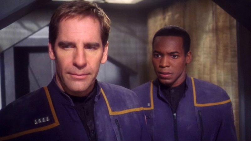 """Star Trek: Enterprise """"Detained"""""""