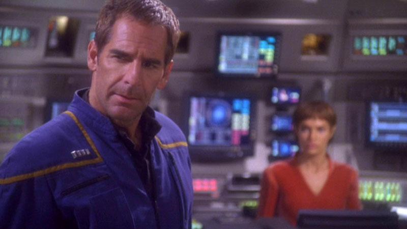 """Star Trek: Enterprise """"The Forge"""""""