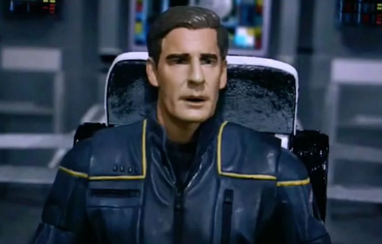 WATCH: Incredible Stop-Motion Star Trek Fan Film — That Took Eight Years To Make