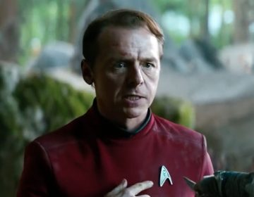 Simon Pegg: Star Trek's Home Is On TV