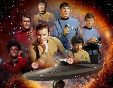 STAR TREK at 50: Celebrating the Past, Present and Future of the World's Most Influential Entertainment Franchise
