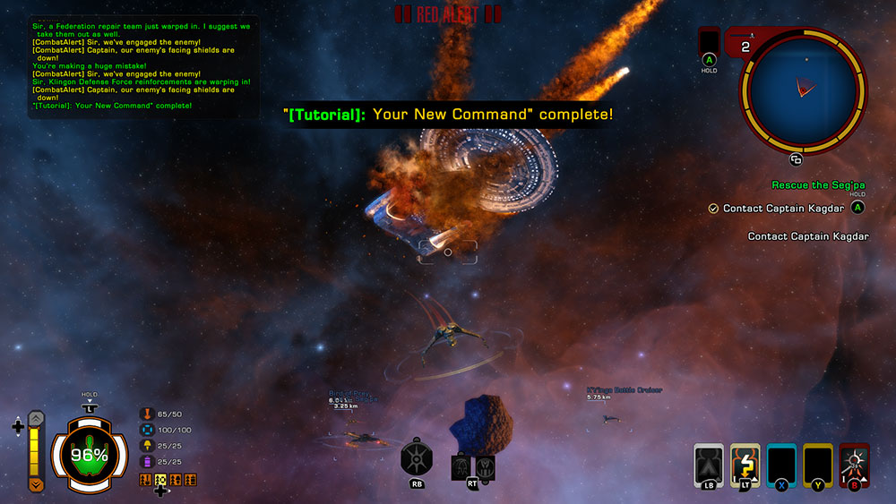 Star Trek Online for PlayStation 4 and X-Box One