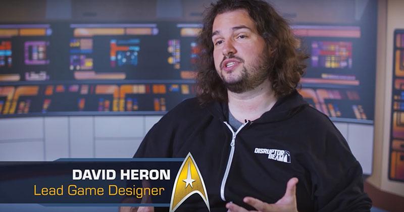 David Heron