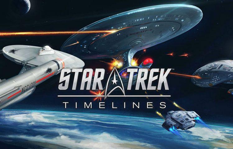 STAR TREK: TIMELINES Lead Designer Talks Game's Success, Future Plans