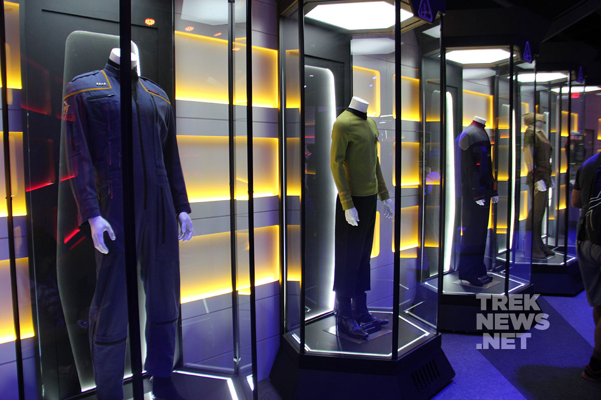 Starfleet Academy Experience at the Intrepid Air & Space Museum