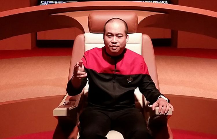 Class Is In Session: TrekNews.net Visits Starfleet Academy Experience
