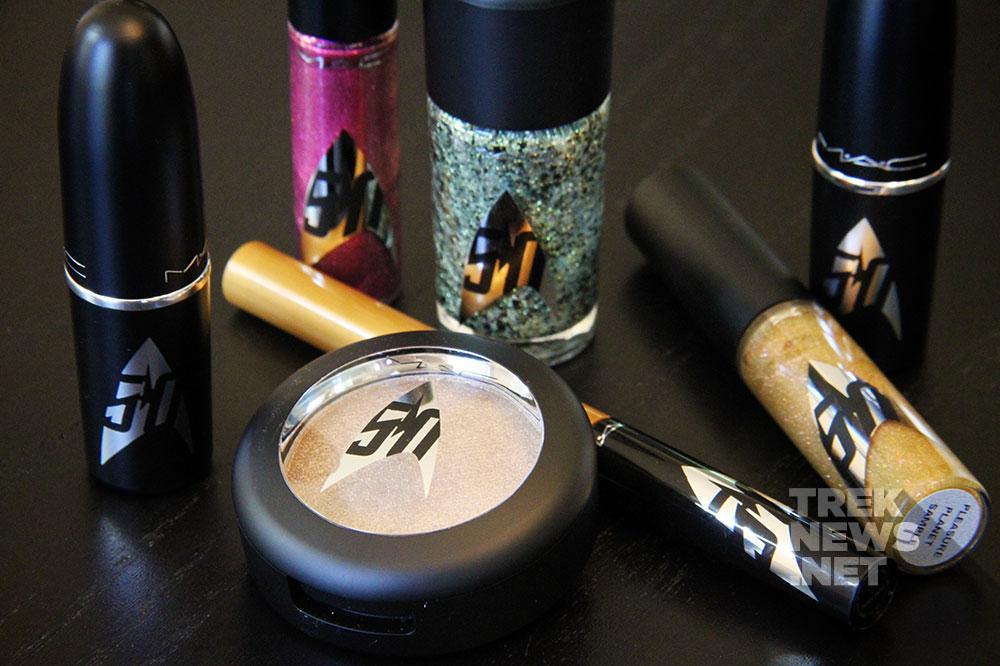 MAC Cosmetics Star Trek line