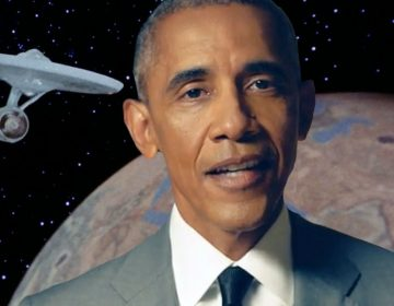 President Obama Talks the Importance of Star Trek
