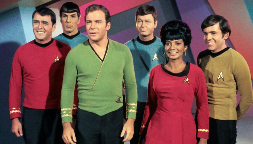 Star Trek: The Original Series crew