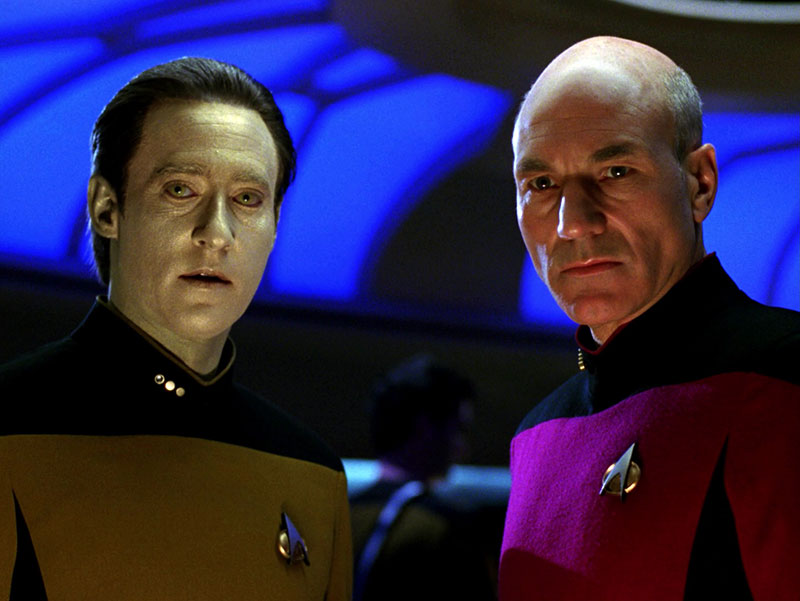 Yesterday's Enterprise (photo: CBS Home Entertainment)
