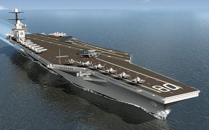 CVN-80 Enterprise (photo: Navy Source)