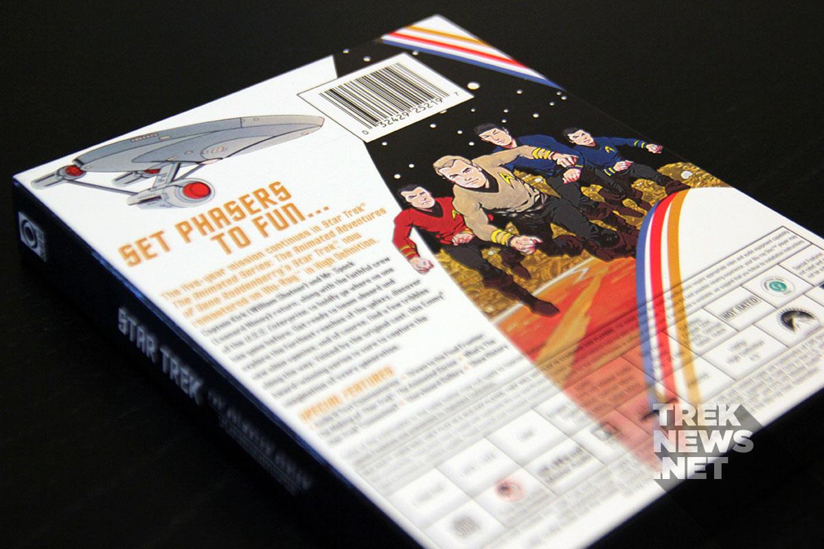 Star Trek: The Animated Series on Blu-ray