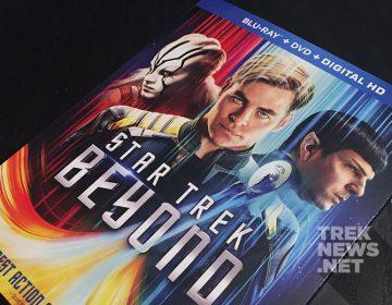 We're Giving Away STAR TREK BEYOND On Blu-ray!