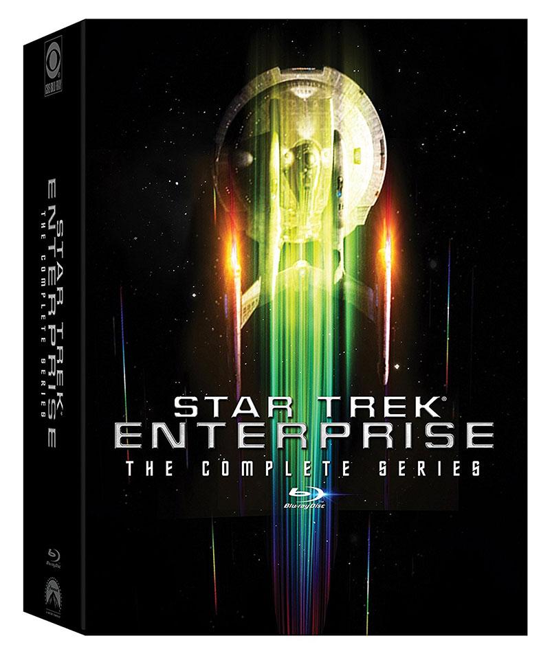 Star Trek: Enterprise - Complete Series Blu-ray