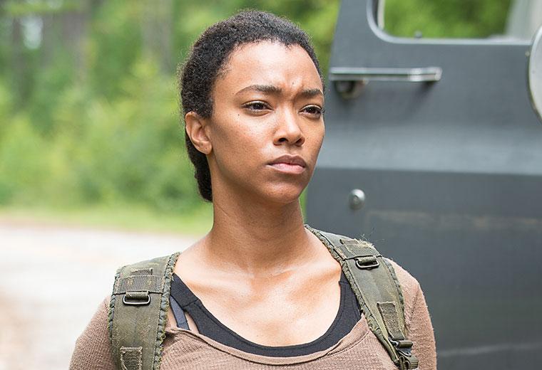 BREAKING: Sonequa Martin-Green Cast As Star Trek: Discovery Lead