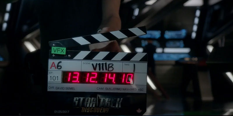 Star Trek: Discovery Production Video