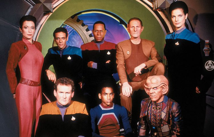 Looking Back at the Second Season of Deep Space Nine