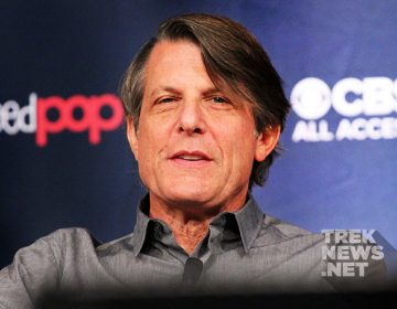 EXCLUSIVE: Adam Nimoy Offers His Thoughts On Directing DS9 Documentary