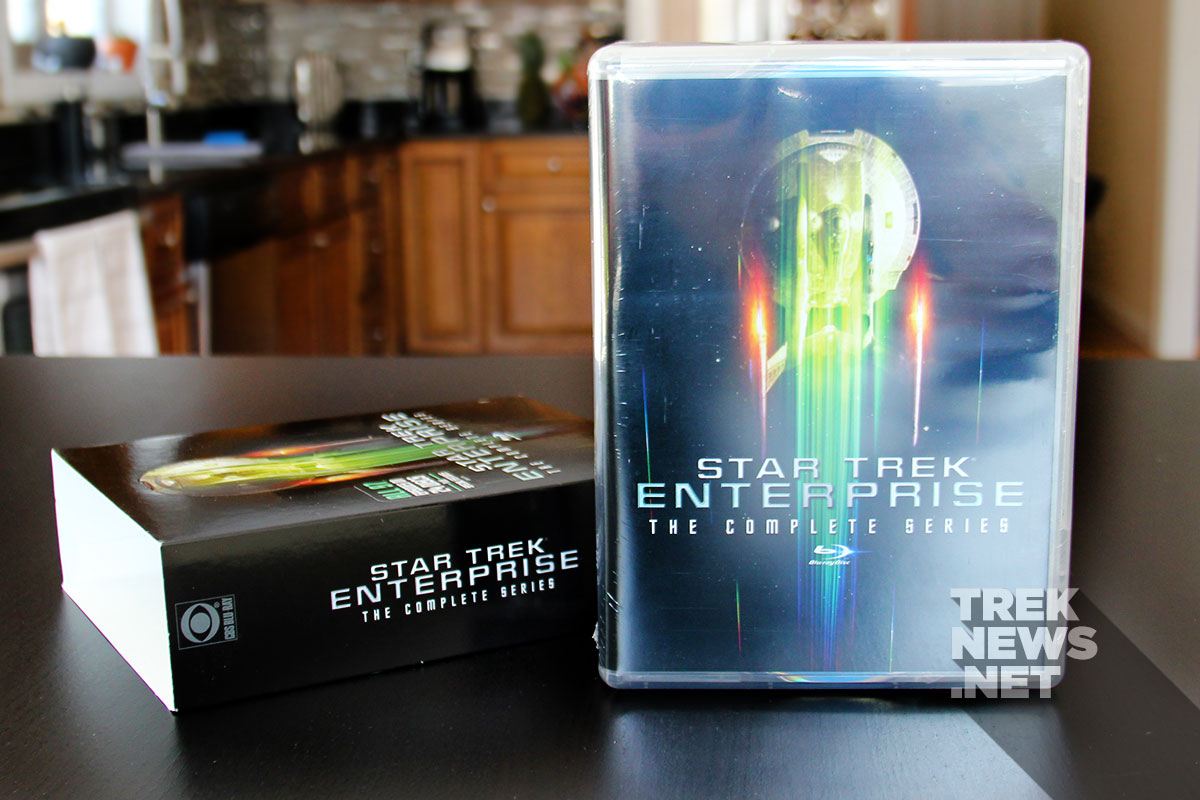 Star Trek: Entrprise - The Complete Series