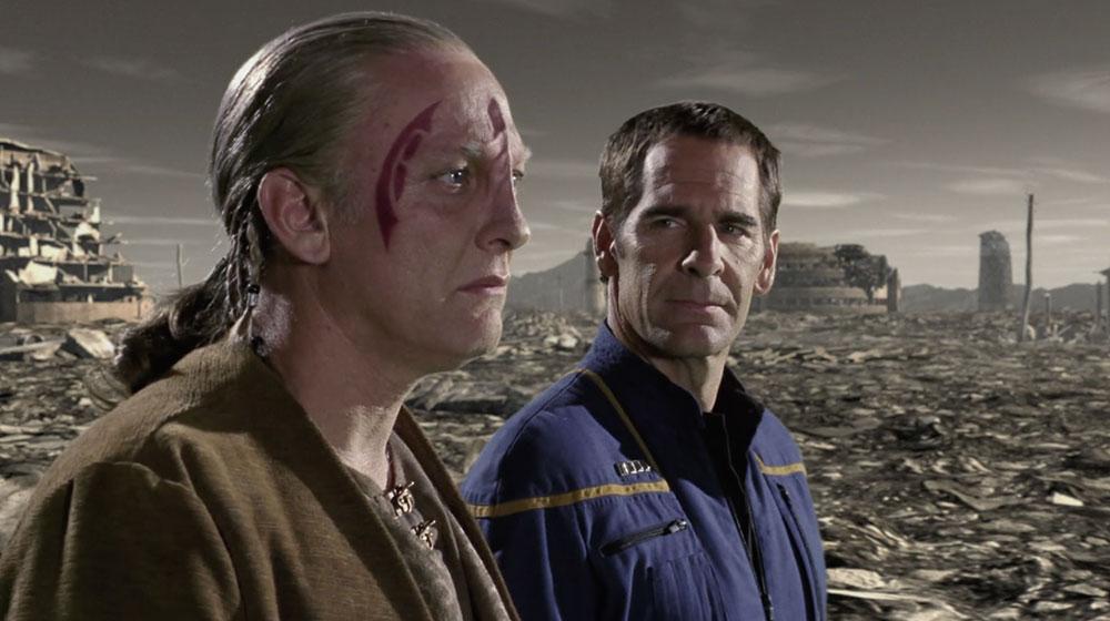 "A scene from the season 3 episode ""Chosen Realm"" | Photo: CBS Home Entertainment"