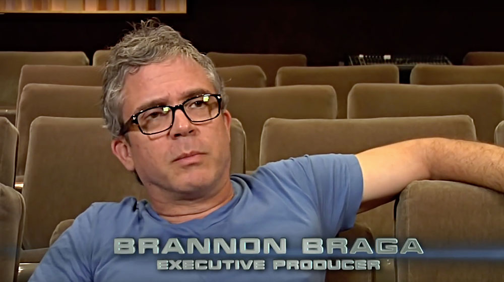 """Enterprise"" Executive Producer Brannon Braga"