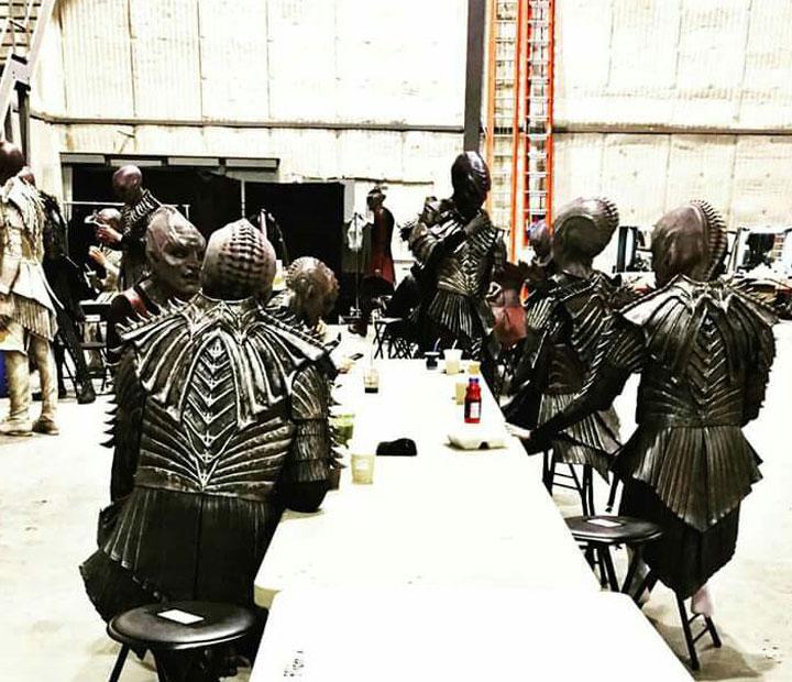 Star Trek: Discovery Klingons