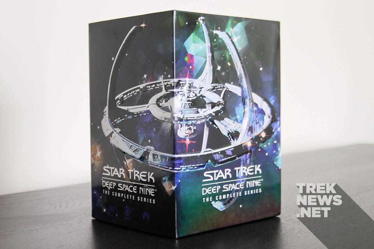 Star Trek: Deep Space Nine - Complete Series DVD Box Set Review
