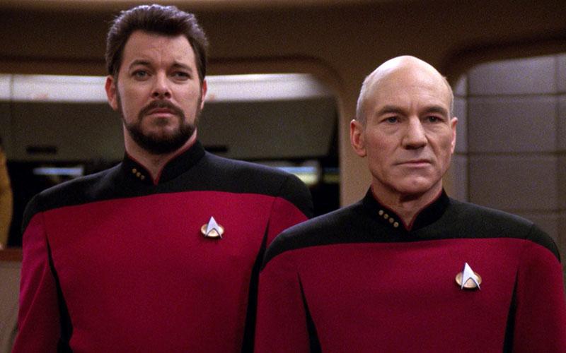 """Star Trek: The Next Generation, Season 4, Episode 26 """"Redemption"""""""