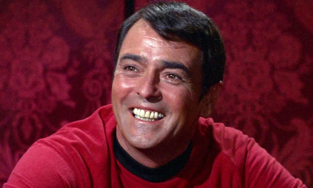 "James Doohan as ""Scotty"" on Star Trek | Photo: CBS Home Entertainment"