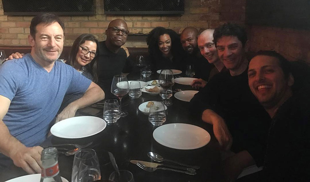 Star Trek: Discovery cast photo