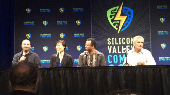 NASA experts at Silicon Valley Comic Con