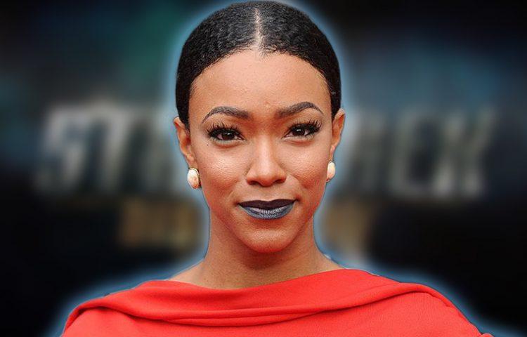 Sonequa Martin-Green Talks Star Trek: Discovery