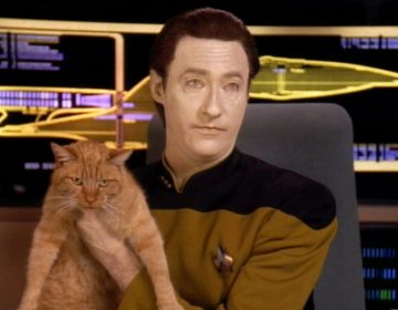 [TNG at 30] The Secret Life of 'Trek' Pets