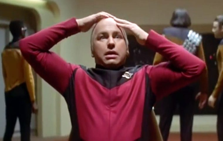 [TNG at 30] John Ritter 'Next Generation' Parody